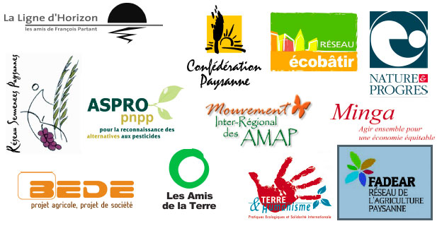 Logos collectif agroecologie