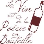 vin et poesie