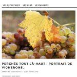 Article press Domaine Monts et Merveilles